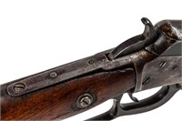 Antique Marlin 1889 Lever Action Rifle in 32-20