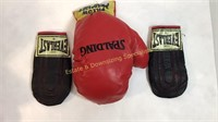 Lot of Vintage Everlast Boxing Gear