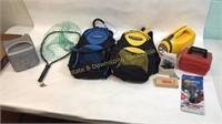 Set Of Fishing & Camping Gear Light Backpacks