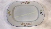 """Vintage TK Serving Dish Platter 15""""L X 11.5""""W"""