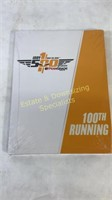 Sealed Indy 500 May 29 2016 100th Running Program