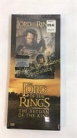 Lord of the Rings Trilogy DVD Set 2 Are Sealed