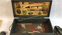 Vintage GI Joe Action Figure W/Box & Accessories