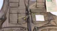 Army Survival Gear Set With Canteens Backpack Vest