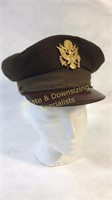 US Army Officer's Stetson Hat