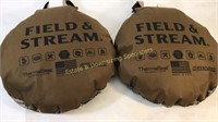 Field & Stream Heat-A-Seat ThermaSeat Pair