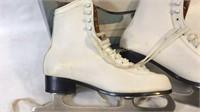 Three Pairs of Vintage Ice Skates