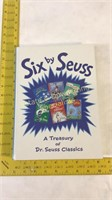 Six By Seuss A Tresury Of Dr. Suess Classics Book