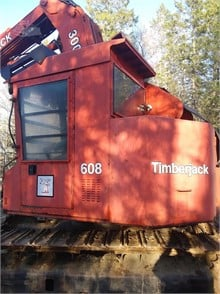 TIMBERJACK 608 For Sale - 16 Listings | MachineryTrader com - Page 1