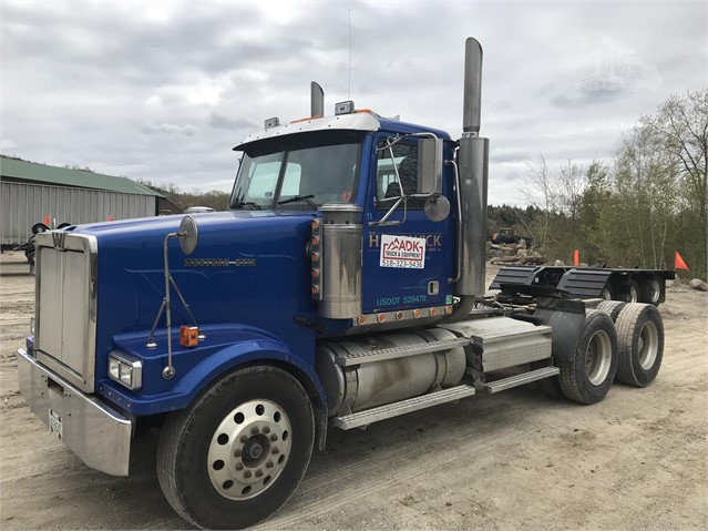 2005 WESTERN STAR 4900 For Sale In Glens Falls, New York