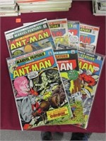 Vintage Comic Books 12/16