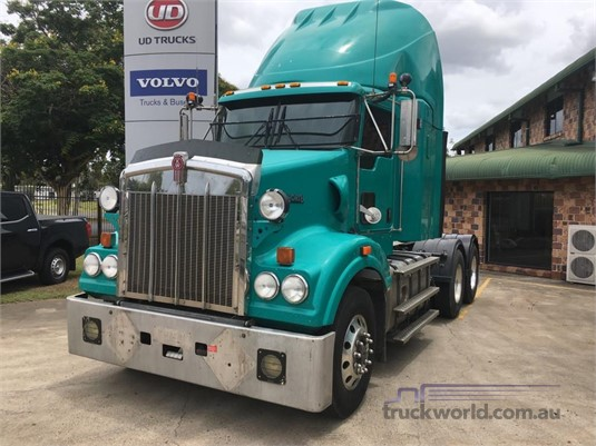 2012 Kenworth T409 SAR Trucks for Sale