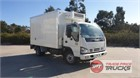 2006 Isuzu NPR 200 Medium Premium AMT Refrigerated