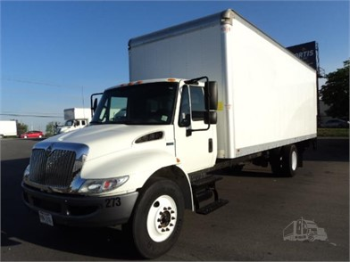 Step Van Trucks / Box Trucks For Sale In Norwood, Ohio - 20
