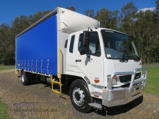 2014 Fuso Fighter 1627 Trucks for Sale