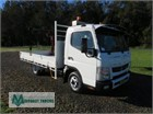 2012 Fuso Canter 515 Service Vehicle