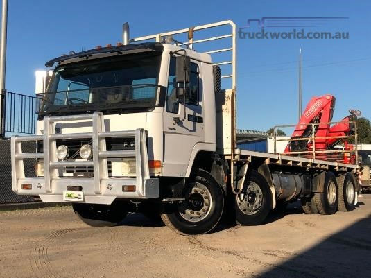1997 Volvo FL12 Trucks for Sale