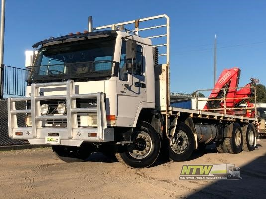 1997 Volvo FL12 National Truck Wholesalers Pty Ltd - Trucks for Sale