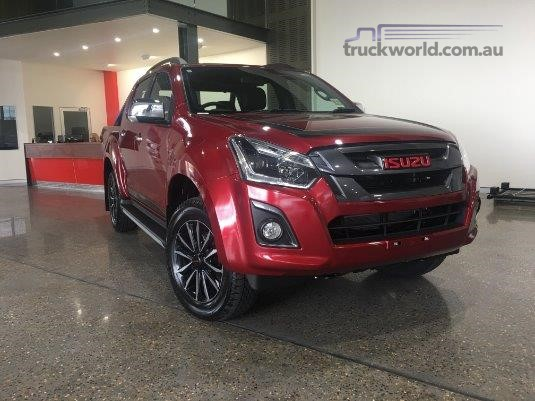 2019 Isuzu UTE other Light Commercial for Sale