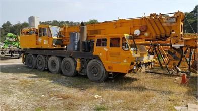 KATO All Terrain Cranes For Sale - 12 Listings | CraneTrader
