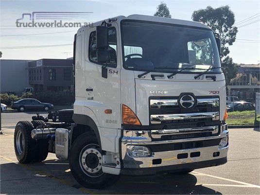 2019 Hino 700 Series - Trucks for Sale