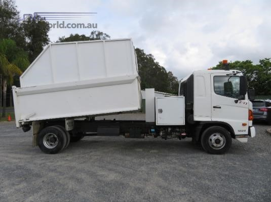 2009 Hino 500 Series 1024 FD Trucks for Sale