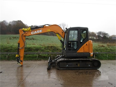CASE CX75 For Sale - 26 Listings   MachineryTrader co uk
