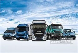 IVECO STRALIS 510  Nowy
