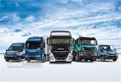 IVECO STRALIS 400  Nowy