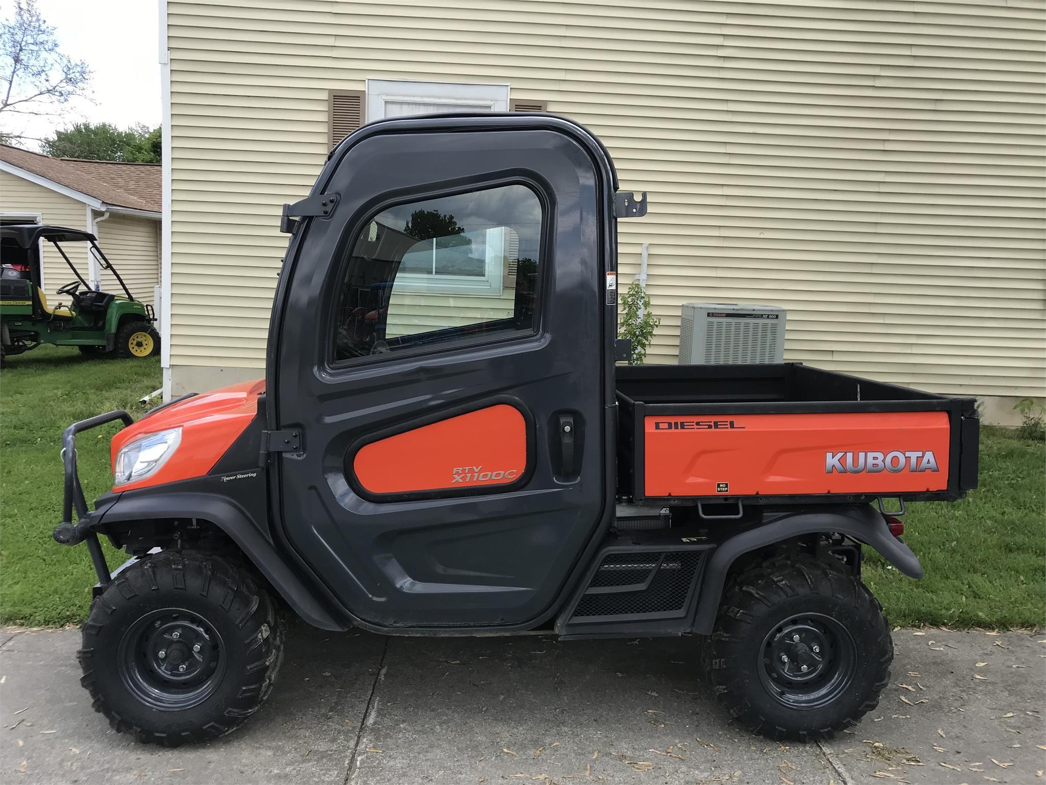 Kubota Rtv 1100 >> 2014 Kubota Rtv1100 For Sale In Sigel Illinois