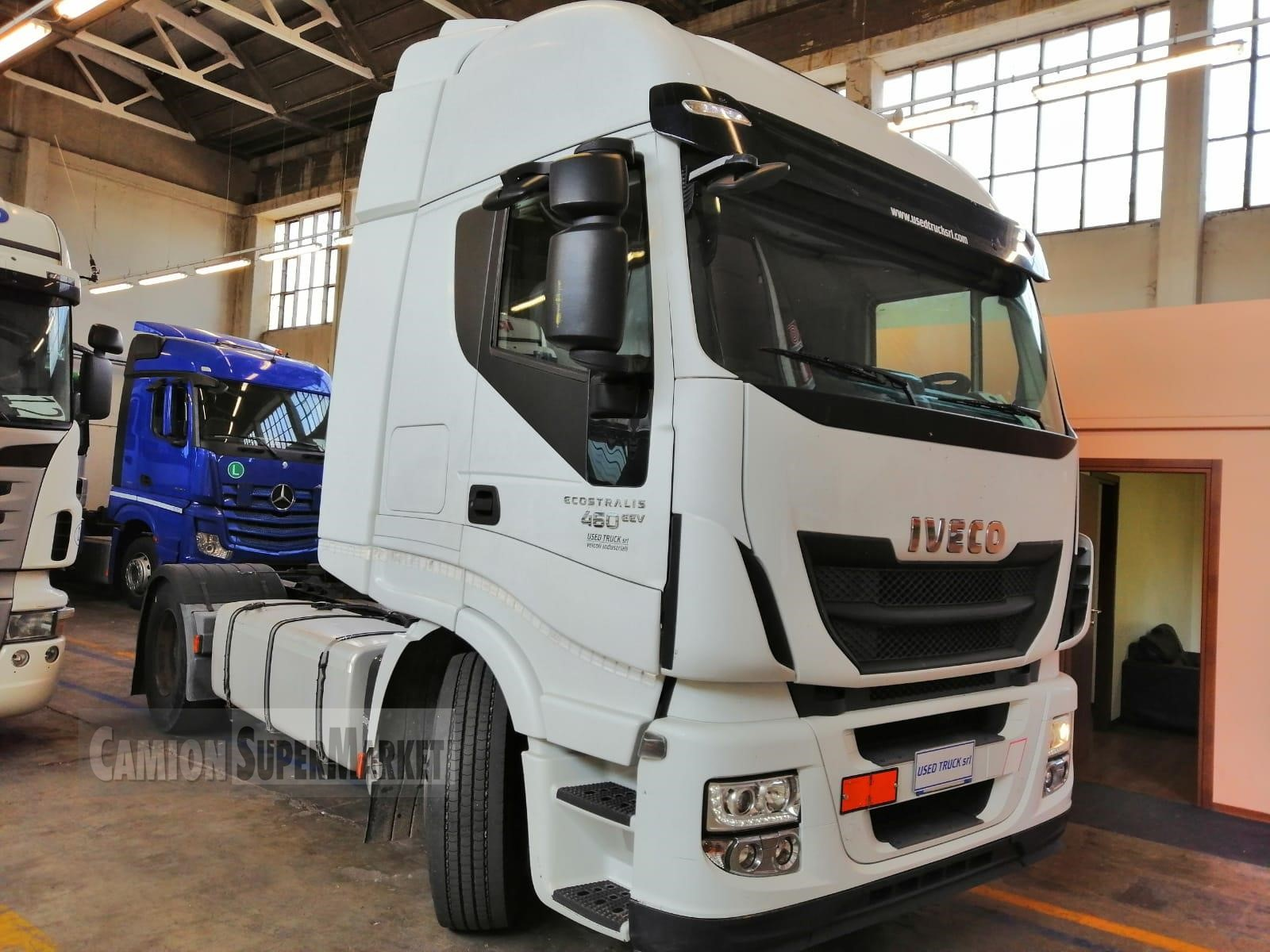 Iveco STRALIS 460 used 2013
