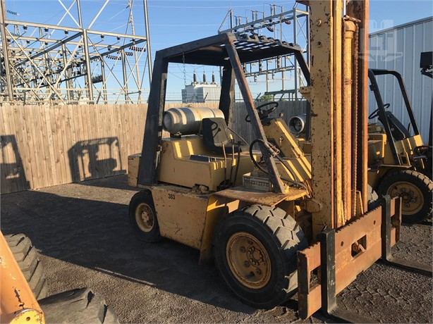 CATERPILLAR V80C Lifts Auction Results - 13 Listings | LiftsToday