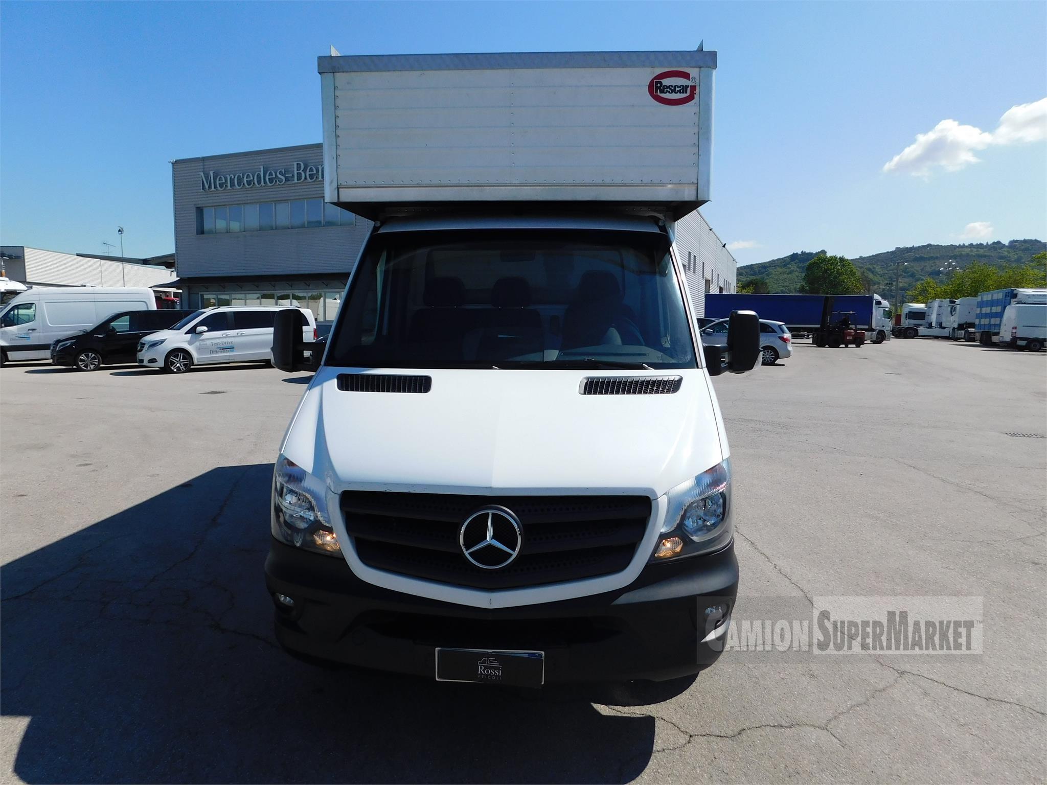 Mercedes-Benz SPRINTER 419