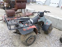 4 wheeler for parts