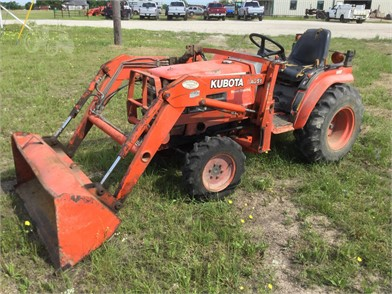 KUBOTA B2400 Auction Results - 43 Listings | TractorHouse