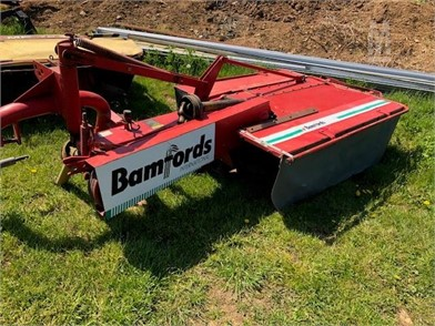 BOMFORD Stalk Choppers/Flail Mowers For Sale - 53 Listings
