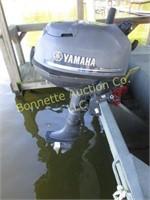 10FT JON BOAT W/ 6HP YAMAHA MOTOR