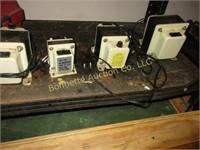 1/6HP PUMP, 110-220 220-110 TRANSFORMERS