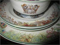 VILLORY & BOSCH DISHES (GERMANY)