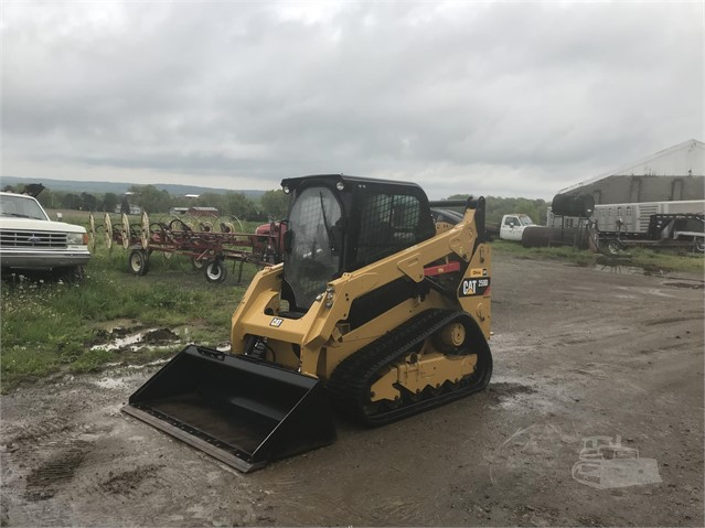 2017 CAT 259D For Sale In Marshallville, Ohio | www