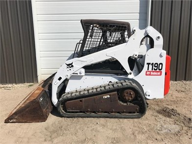 Bobcat T190 For Sale In Texas 12 Listings Machinerytradercom