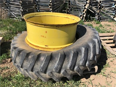 18 4R/38 TRACTOR REAR TIRE W/ RIM Other Auction Results - 1
