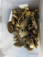 OFF-SITE (Police Evidence) Assorted Brass Figurine