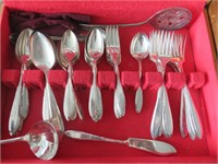 OFF-SITE (Police Evidence) Assorted Silverware and