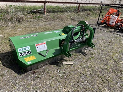 PERUZZO Stalk Choppers/Flail Mowers For Sale - 6 Listings