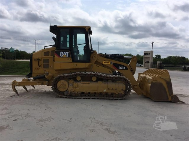 2017 CAT 963K For Sale In San Antonio, Texas