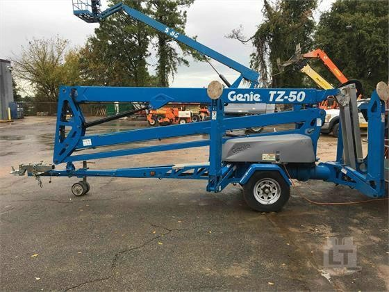GENIE TZ50 Lifts For Sale - 57 Listings | LiftsToday com