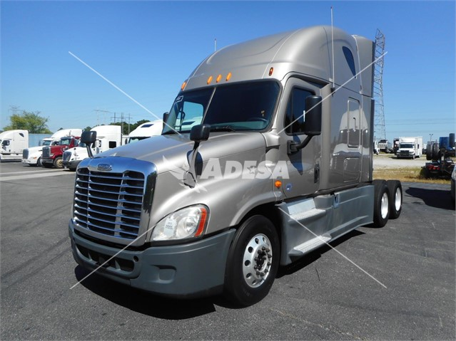 2013 Freightliner Cascadia >> Lot Ht11 2013 Freightliner Cascadia 125 For Sale In Fairburn Georgia