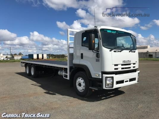 2008 Isuzu FVZ 1400 Long Carroll Truck Sales Queensland - Trucks for Sale