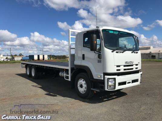2008 Isuzu FVZ 1400 Long - Trucks for Sale